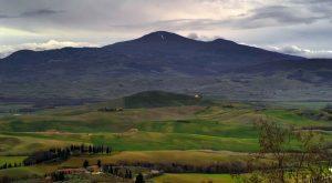 A Monte Amiata hegy – Spanyolország