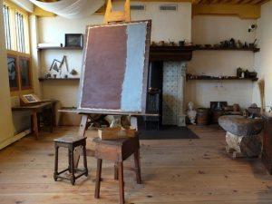 Rembrand műtermének rekonstrukciója