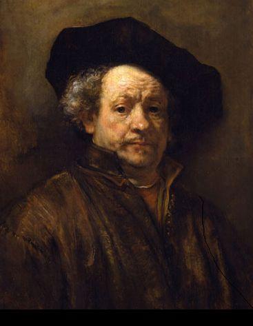 Rembrandt technikai zsenialitása 1.