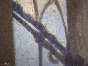 Közeli részlet a Zene lecke c. képről