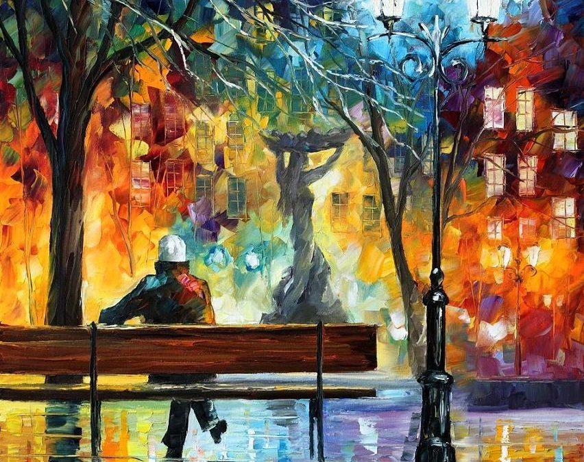 Élő festőművészek, Leonid Afremov