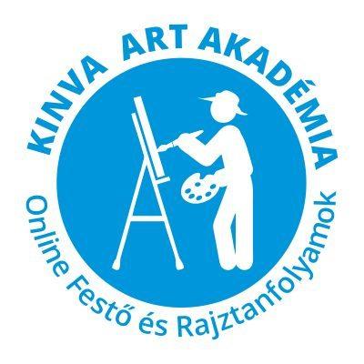 Kinva Art Akadémia Online Festő és Rajztanfolyamok