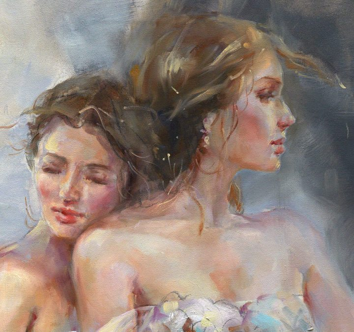 Anna Razumovskaya festészetének jellemzői