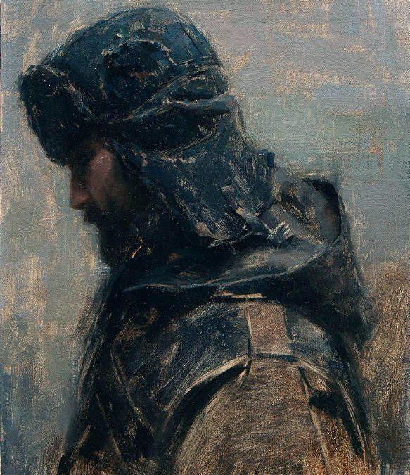 Élő Festőművészek 6. Aaron Westerberg Amerikai festőművész