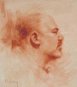 Aaron Westerberg monokróm festőtechnikája