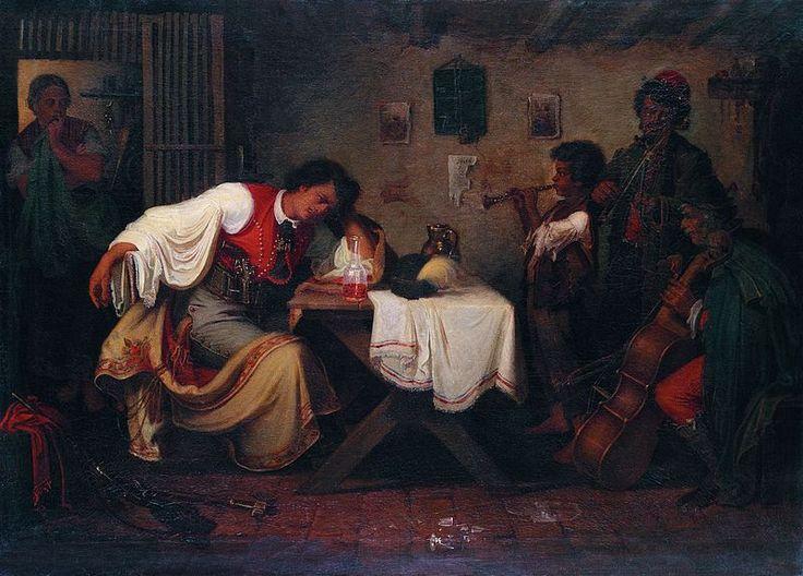 Munkácsy Mihály Bécsi korszaka