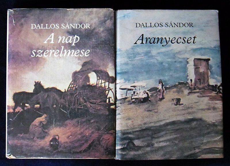 Két Munkácsy Mihály könyv, melyek a kedvenceim