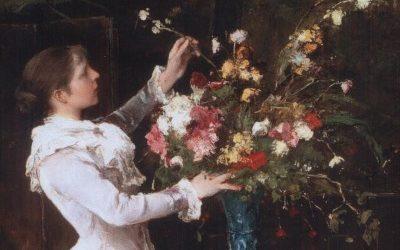 A festészet öröme – Munkácsy és Szamossy