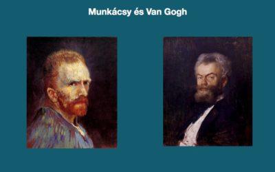A sors furcsa fintora, Munkácsy és Van Gogh kapcsolata