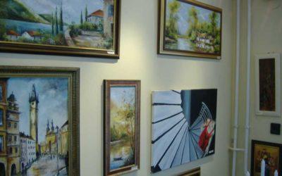 KINVA ART – Hogyan kezdődött az egész? Fejezetek egy festő életéből 06. rész