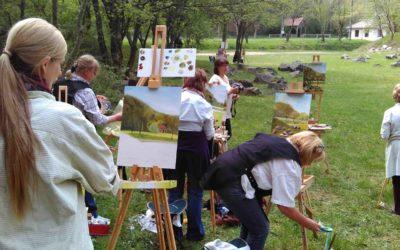 KINVA ART – Hogyan kezdődött az egész? Fejezetek egy festő életéből 09. rész