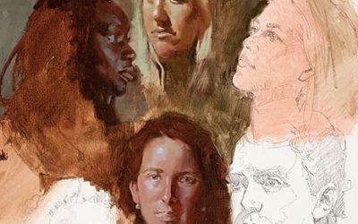 Miért nem jók a készen kapható bőrszínek a festészetben az emberábrázolás terén?