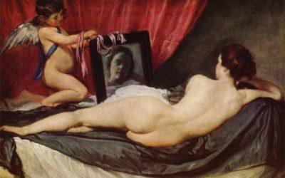 A festészetben a ritmus alkalmazása az emberábrázolás terén