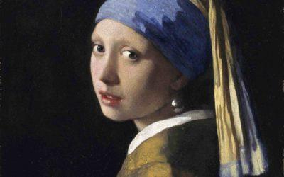 Karácsonyi Akció a KINVA ARTON! – 13. nap Vermeer Lány Gyöngyfülbevalóval Online Tanfolyam leárazva