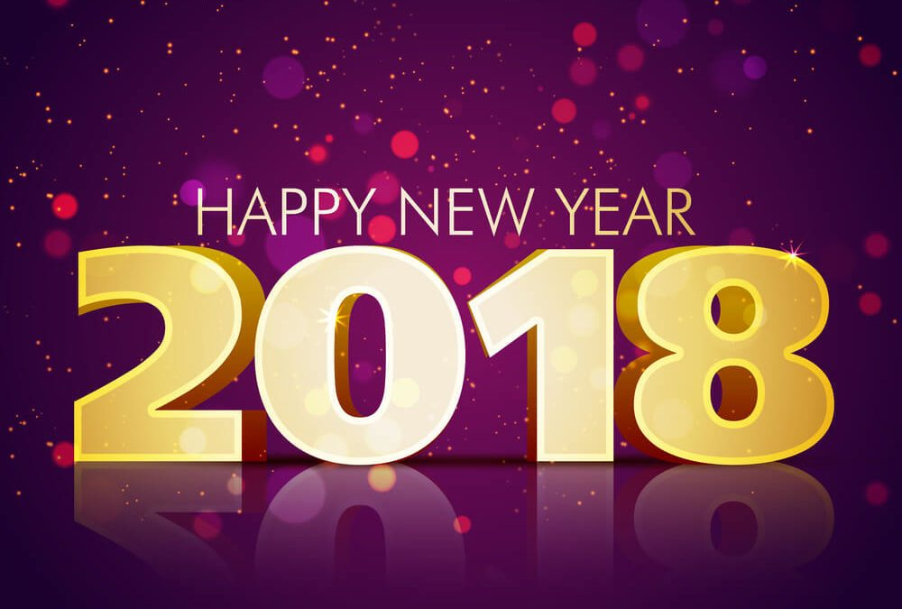 Boldog Új Évet a 2018-as Évre! + Egy kívánság!