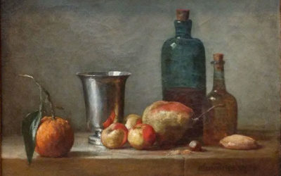 Régi Idők Mesterei 1. Jean Baptiste Simeon Chardin