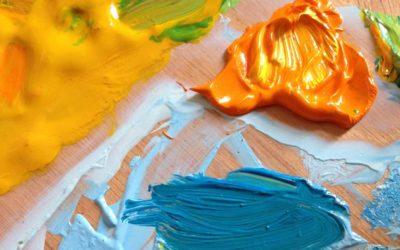 Az impresszionista festőtechnikák bemutatása