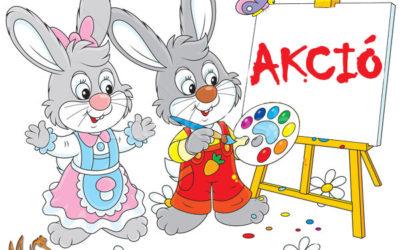 Húsvéti Akció Online festőtanfolyamok 50 % árengedménnyel!