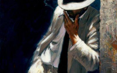 Mit tanultam én magam a festészetben Fabian Pereztől?